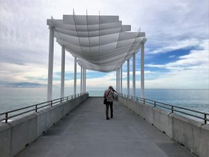 Viewing Platform, Marine Parade, Napier
