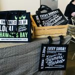 Fill a bag with fresh local produce at the Hawke's Bay Farmers' Market
