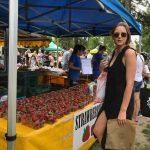 Summer strawberries at the Hawke's Bay Farmers' Market